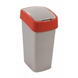 pojemnik-na-odpady-big-50l-plastikowy-z-pokrywa-czerwony