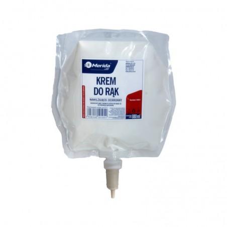 Krem do rąk pielęgnacyjny, jednorazowy wkład 0,8l