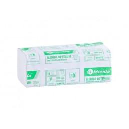reczniki-papierowe-biale-skladane-merida-optimum-pz33
