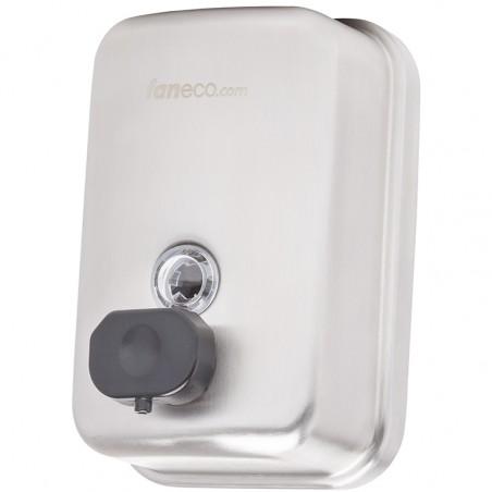 Dozownik mydła w płynie ze stali matowej 0,5l Faneco Top