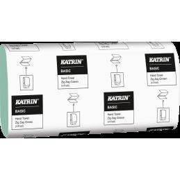 recznik-papierowy-skladany-zielony