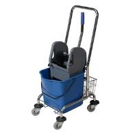 Wózki do sprzątania jednowiaderkowe