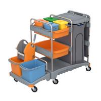 Wózki do sprzątania serwisowe