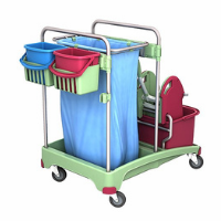4z.com.pl - Wózki szpitalne do sprzątania i na odpady - Sprzęt do sprzątania i profesjonalne środki czystości