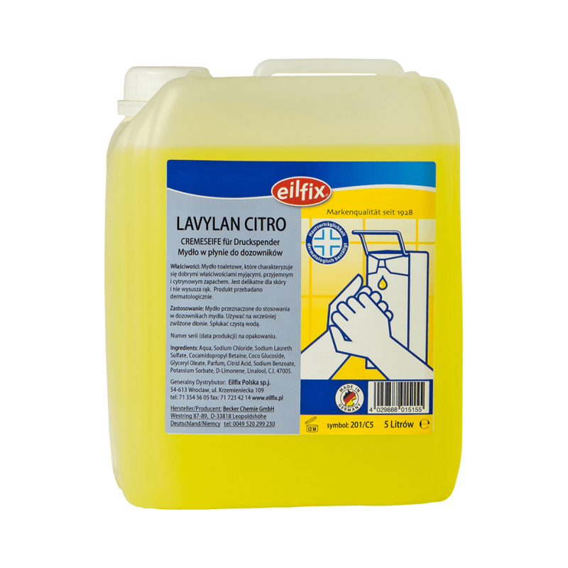 Mydło w płynie Lavylan Citro